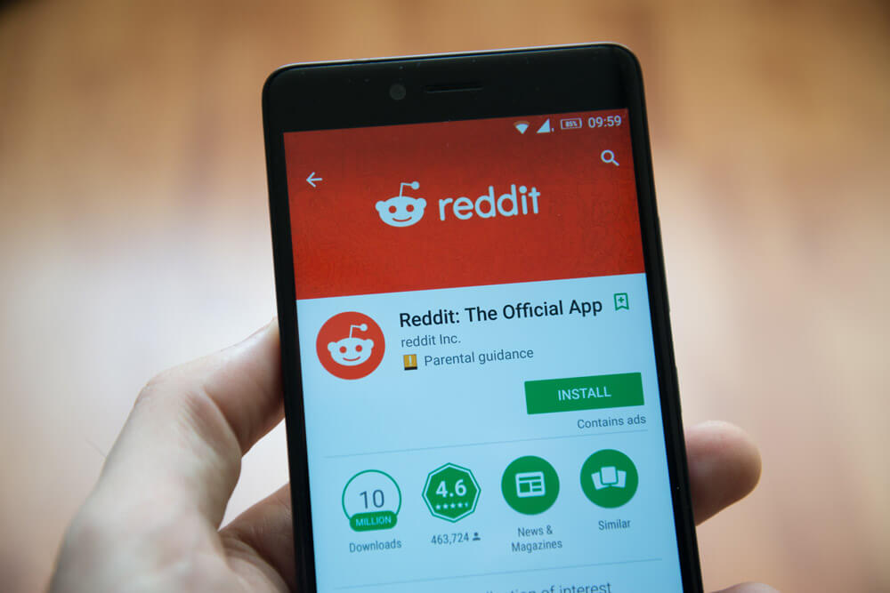Reddit Is No Longer a Huge Agent of Bitcoin
