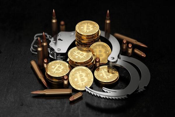 Bitcoin blackmail