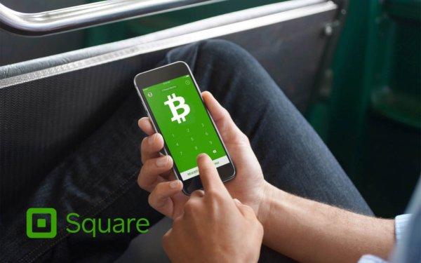 Square Scores a Small Profit