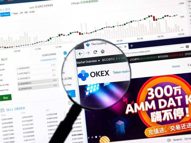 Traders Outraged Over OKEx Terms Change