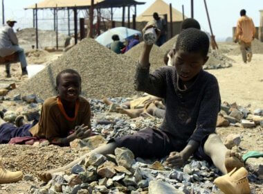 How Blockchain Can Help Fight Child Labor Abuses in Congo's Cobalt Supply Chain