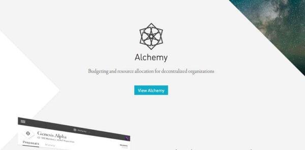 DAOstack's Alchemy