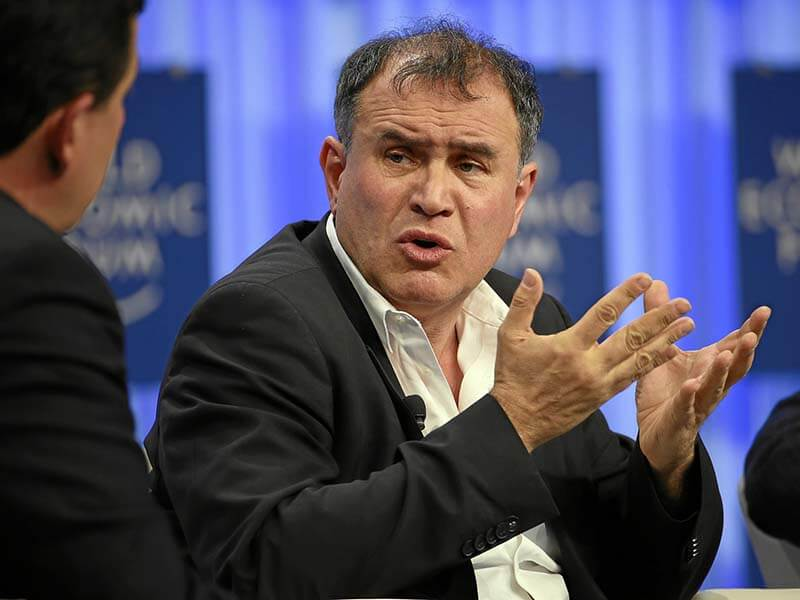 Famed Economist Nouriel 'Dr. Doom' Roubini Once Again Proves He Knows Nothing About Cryptocurrency