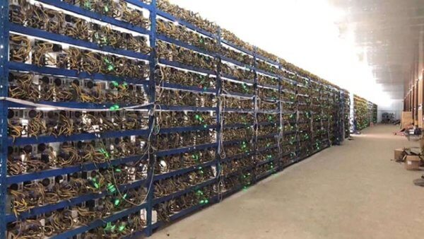 Huaren Capital bitcoin mining