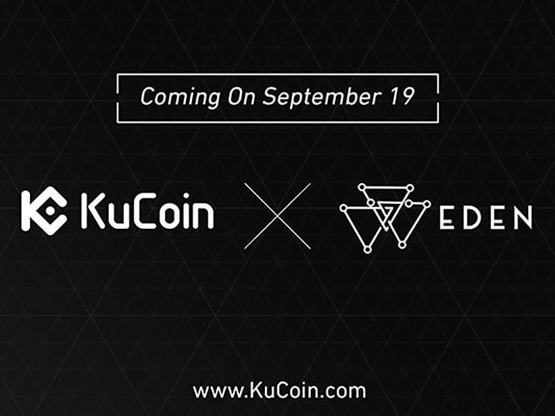 EdenChain (EDN) Is Now Part Of KuCoin's Tradable Cryptocurrencies