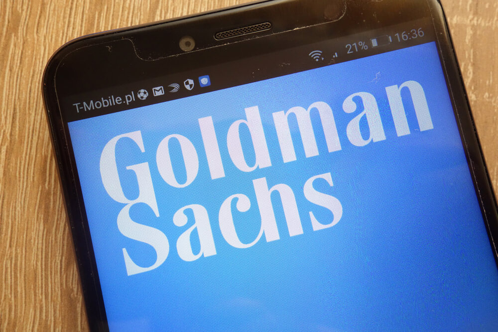 Goldman Sachs Is Looking to Build Its Own Cryptocurrency