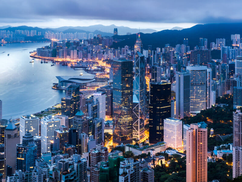 HSBC and Other Banks Launch Blockchain-Powered Trade Finance Platform in Hong Kong