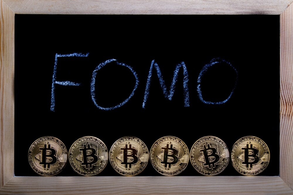 FOMO Is Spreading Throughout the Bitcoin Space
