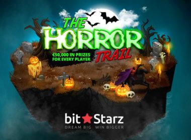 bitstarz, horror trail