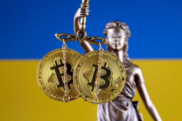 Ukraine taking steps to legalize the cryptocurrency industry.