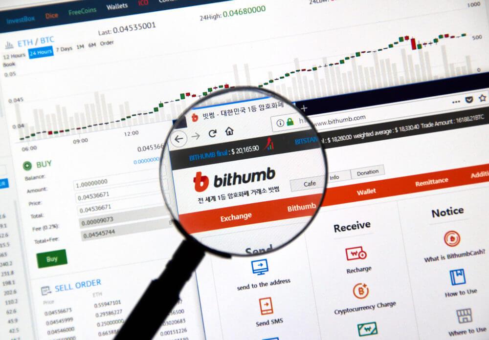 P2P Exchange Paxful Has Joined Hands with South Korea's Bithumb