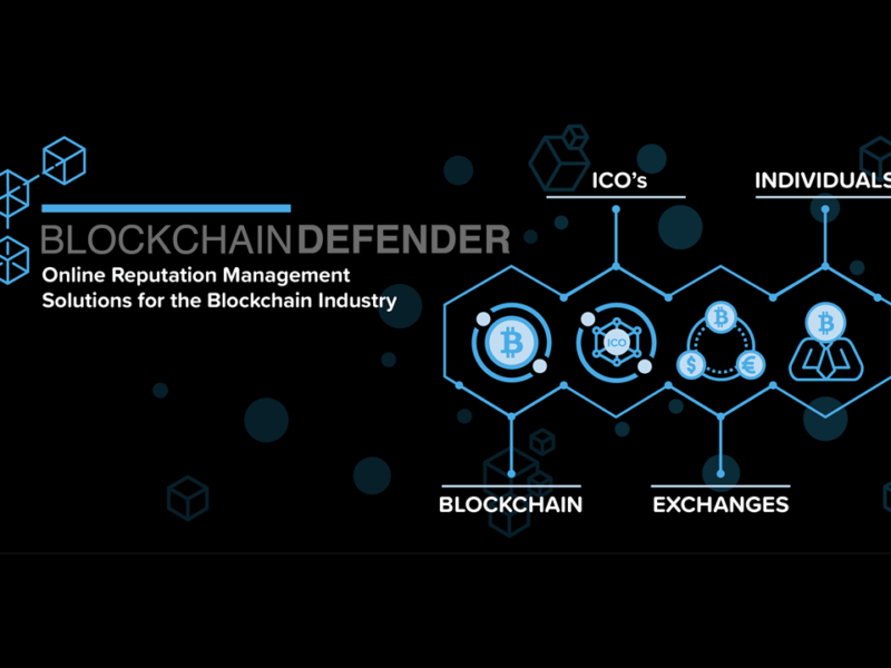 blockchaindefender, reputationdefender
