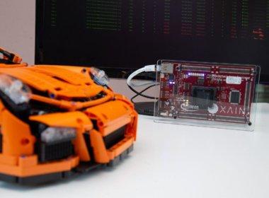 xain, infineon, vehicle, automobile, microcontrollers