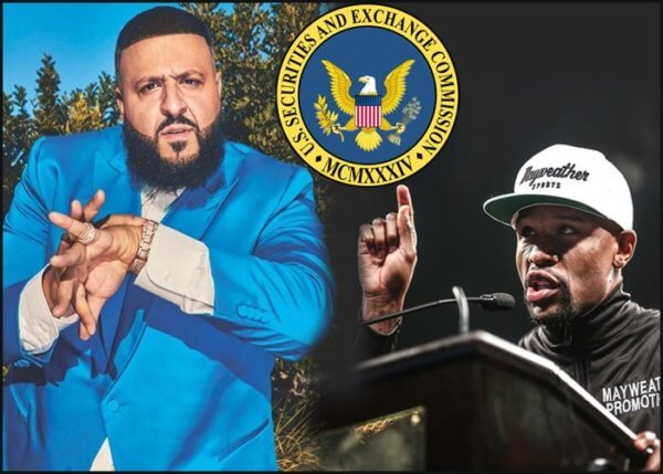 Both DJ Khaled and Floyd Mayweather Jr. have paid the SEC a lot of money in fines and penalties.