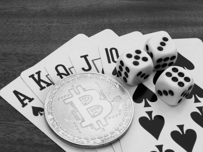 Bitcoin's Future in Online Gambling Looks Very Bright | Live Bitcoin News