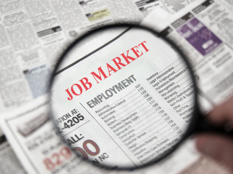 LBN Blockchain Job Market