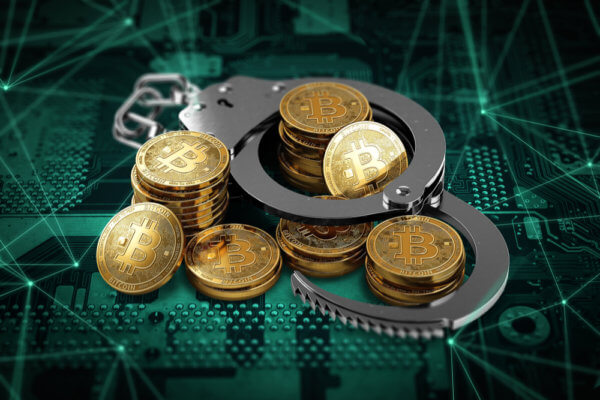 Government workers have been arrested for cryptocurrency shenanigans.