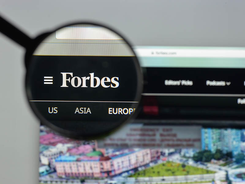 Forbes Launches Beta Version of Its CryptoMarkets Data Portal