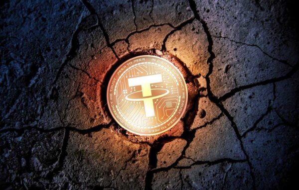 'Stablecoin' Tether (USDT) Not so Stable