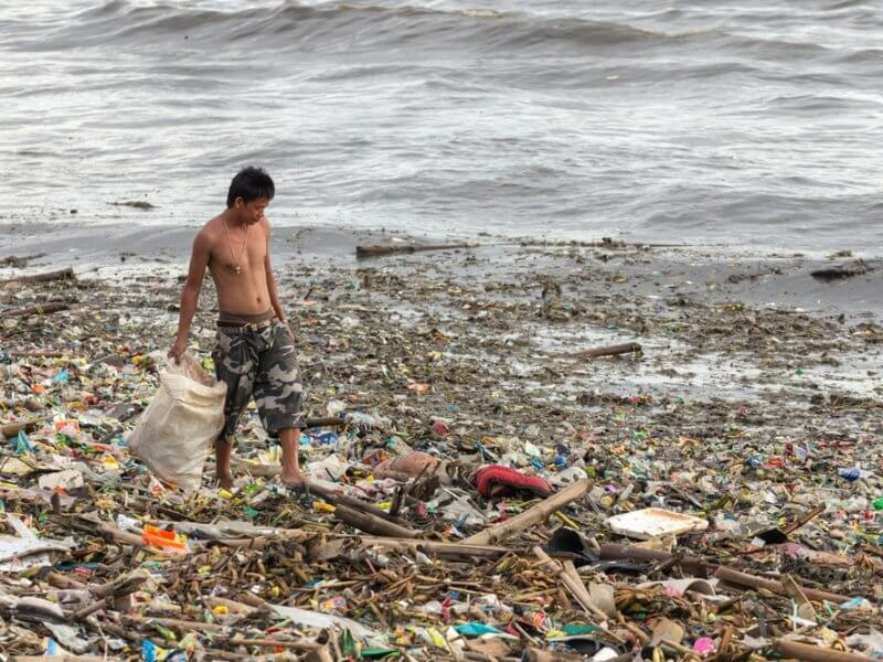 Manila Residents to Be Paid in Ether for Cleaning Up Polluted Habitat Area