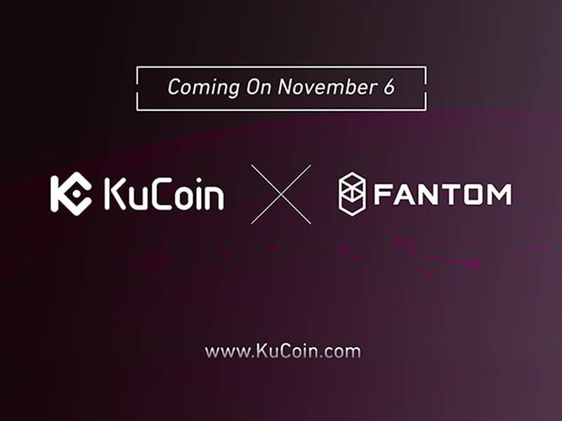 KuCoin Cryptocurrency Exchange Lists Fantom (FTM) Token Today