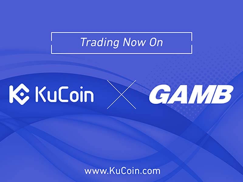 KuCoin Blockchain Asset Listed GAMB (GMB) Today