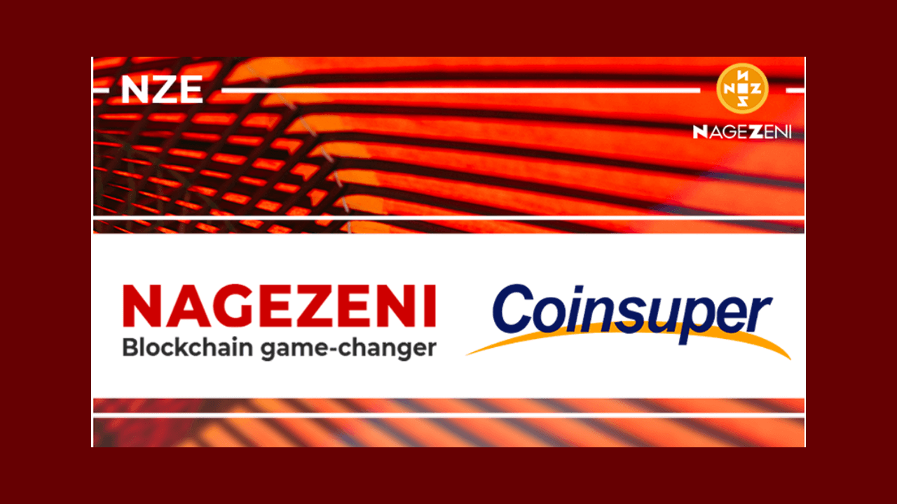 Blockchain Game Changer Nagezeni Is Now Available On
