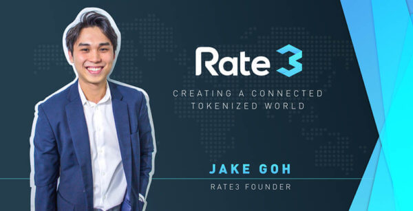 Jake Goh, CEO of Rate3