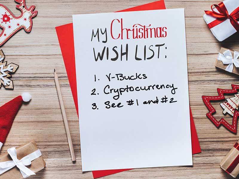 Fortnite V-Bucks, Cryptocurrency Top Teens\' Christmas Wish List ...