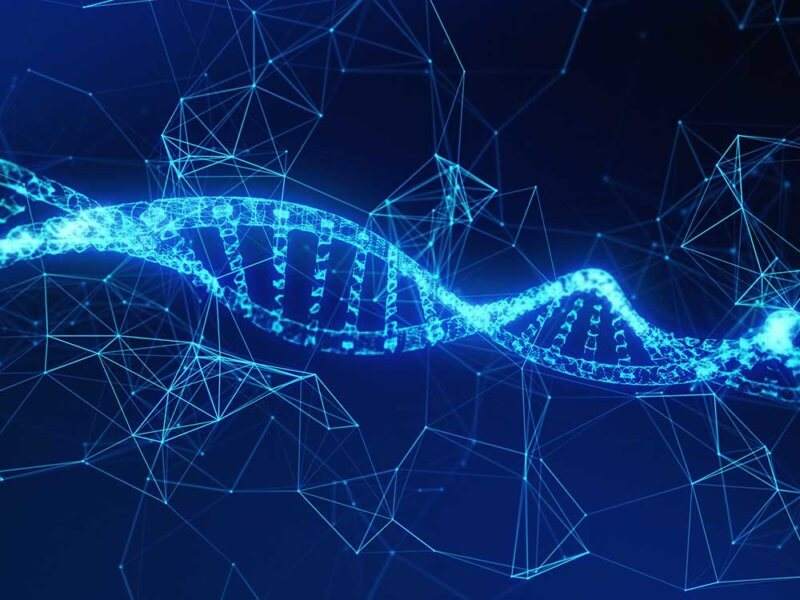 Fancy your DNA being on the blockchain?