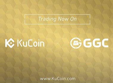 KuCoin Blockchain Asset Exchange Lists Gram Gold Coin Collaboration's GGC Token