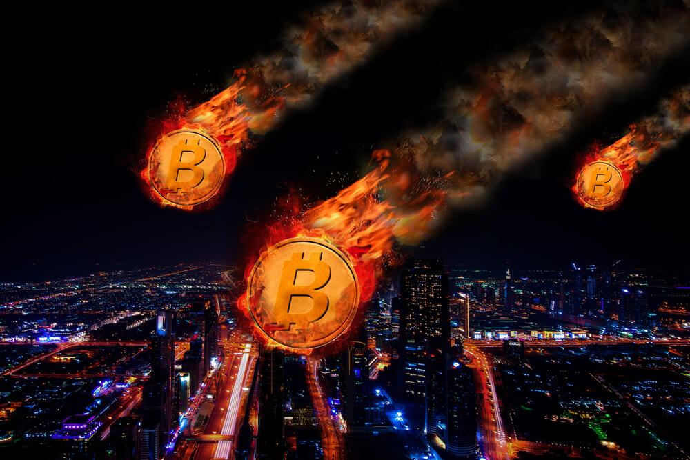 Has the Doomsday Bitcoin Clock Begun to Tick?