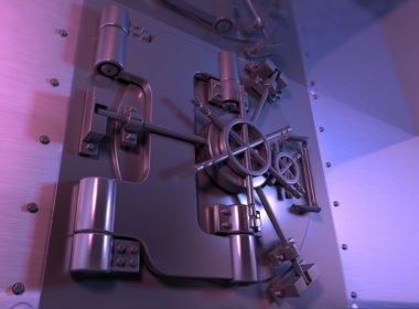 crypto, vault, assets