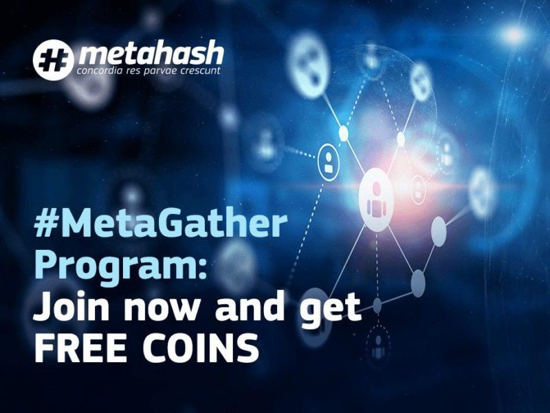 metahash, metagather, blockchain