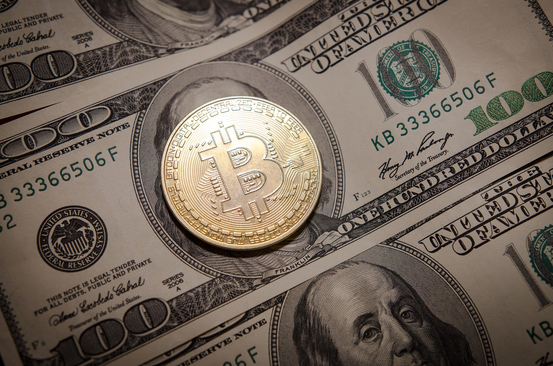 Bitcoin Shoots Past the $7,400 Mark