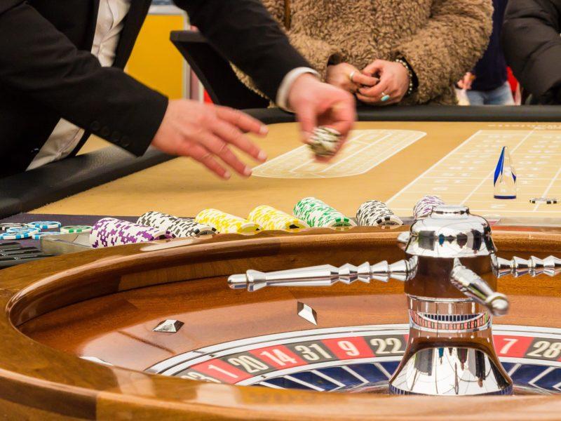 bitcoin, casino