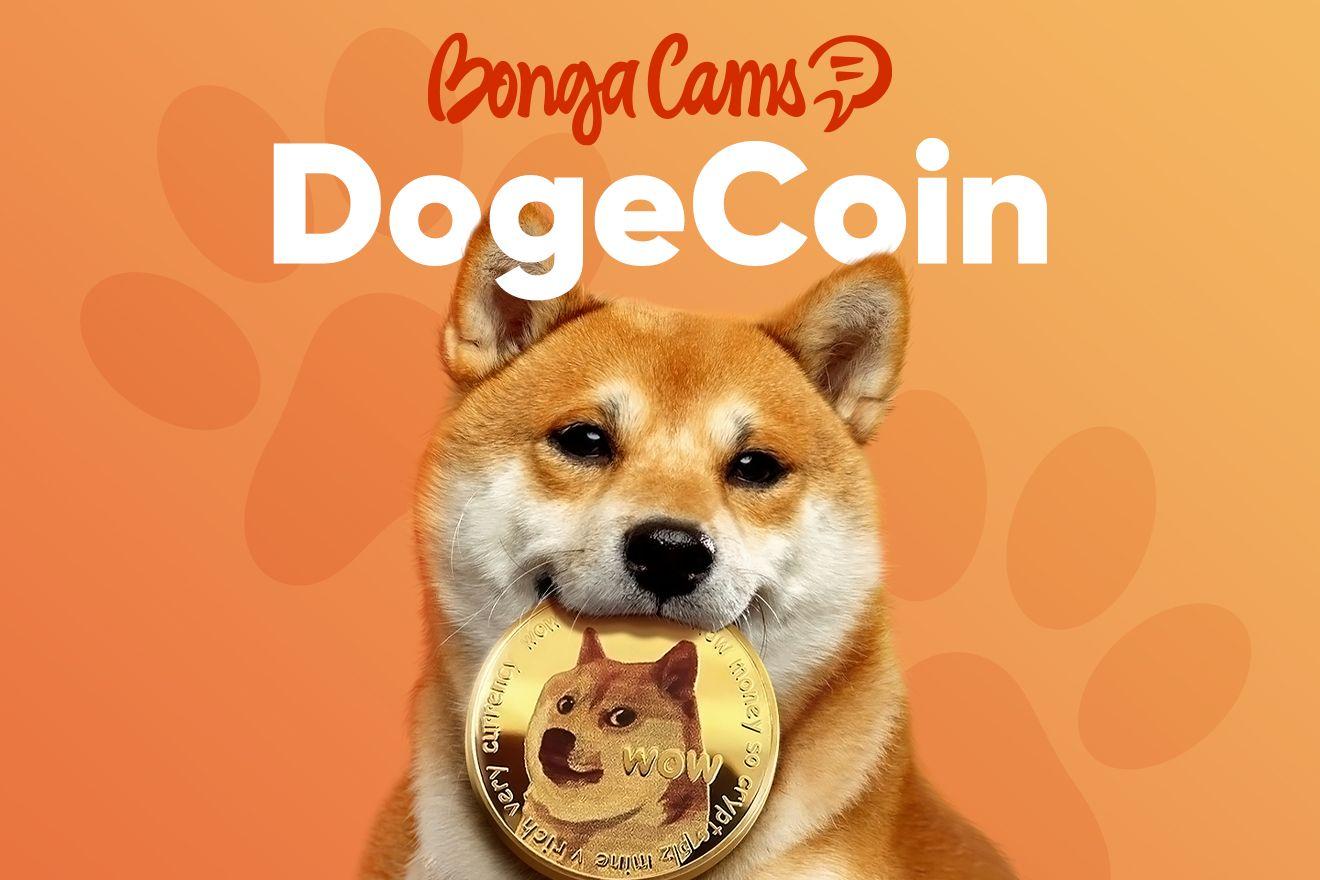 Webcam site, BongaCams, becomes next major player to accept Dogecoin