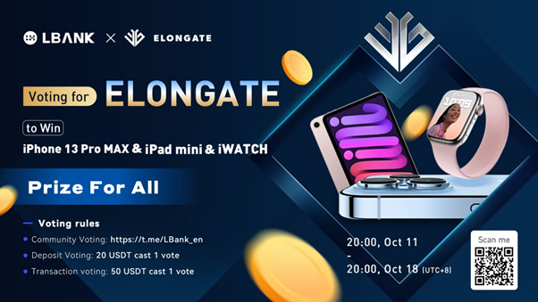 Elongate – Charity Driven Cryptocurrency Aimed to Contribute Towards Society